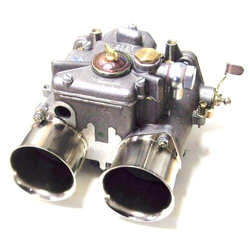 Weber - doble forgassere